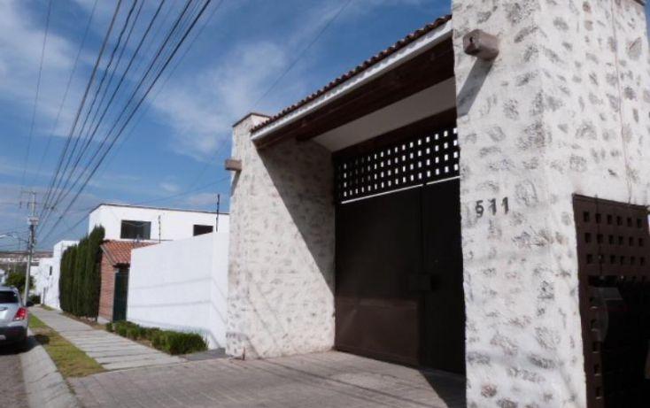 Foto de casa en venta en acueducto zacatecas 511, jurica acueducto, querétaro, querétaro, 1609270 no 01