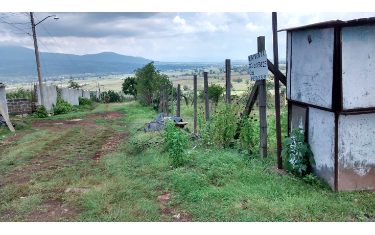 Foto de terreno habitacional en venta en  , acuitzio del canje, acuitzio, michoacán de ocampo, 1278573 No. 03
