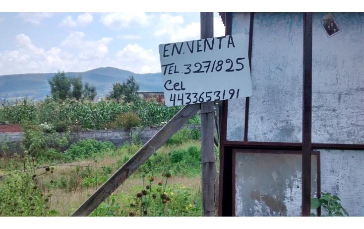Foto de terreno habitacional en venta en  , acuitzio del canje, acuitzio, michoacán de ocampo, 1278573 No. 09