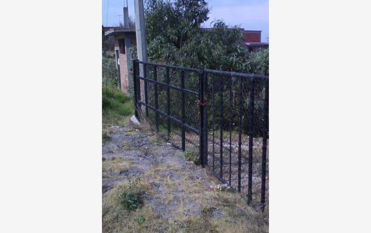 Foto de terreno habitacional en venta en  , aculco de espinoza, aculco, méxico, 672421 No. 07