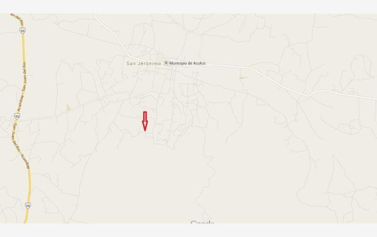 Foto de terreno habitacional en venta en  , aculco de espinoza, aculco, méxico, 672421 No. 09