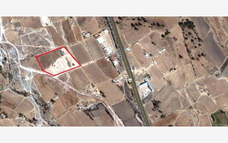 Foto de terreno habitacional en venta en  , aculco de espinoza, aculco, méxico, 672589 No. 08