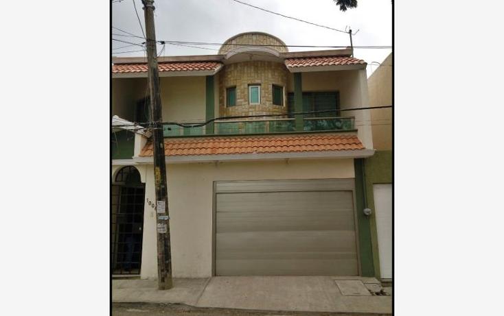 Foto de casa en venta en  , adalberto tejeda, boca del r?o, veracruz de ignacio de la llave, 1902310 No. 01