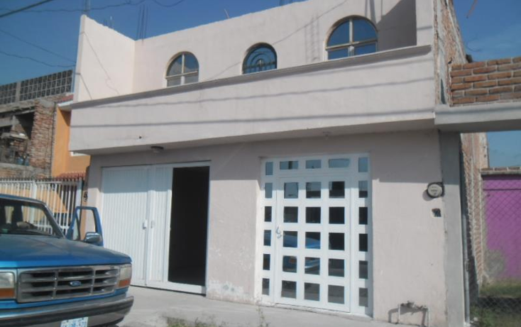 Foto de casa en venta en administradores ***, nuevo tecnológico, celaya, guanajuato, 372404 No. 01