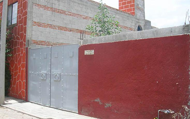 Foto de terreno habitacional en venta en  , adolfo lópez mateos 2a sección, tequisquiapan, querétaro, 2030092 No. 01