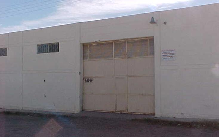 Foto de nave industrial en renta en  , adolfo lopez mateos, chihuahua, chihuahua, 1327379 No. 02