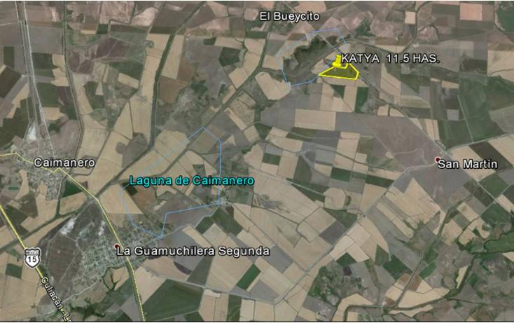 Foto de terreno industrial en venta en  , adolfo lopez mateos, culiacán, sinaloa, 1269625 No. 02