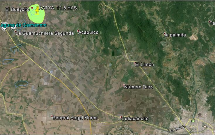 Foto de terreno industrial en venta en  , adolfo lopez mateos, culiacán, sinaloa, 1269625 No. 03