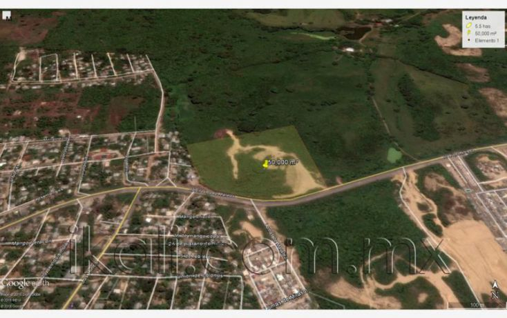 Foto de terreno habitacional en venta en adolfo lopez mateos, el retiro, tuxpan, veracruz, 1669148 no 05