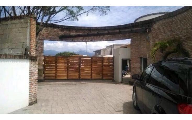 Foto de terreno habitacional en venta en  , adolfo lópez mateos (polvorín), cuernavaca, morelos, 1572016 No. 01
