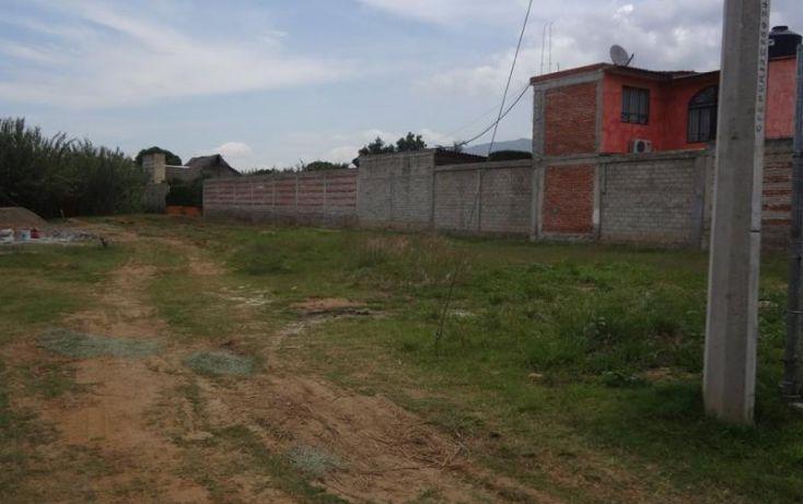 Foto de terreno habitacional en venta en adolfo lopez mateos, san miguel 2a sección, tlalixtac de cabrera, oaxaca, 1415331 no 01