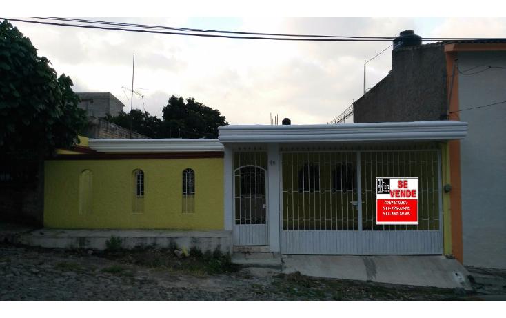 Foto de casa en venta en  , adolfo lópez mateos, tepic, nayarit, 1417647 No. 01