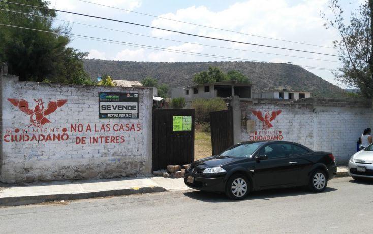 Foto de terreno habitacional en venta en, adolfo lópez mateos, tequixquiac, estado de méxico, 1940705 no 01