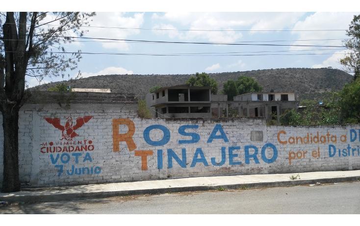 Foto de terreno habitacional en venta en  , adolfo lópez mateos, tequixquiac, méxico, 1940705 No. 02
