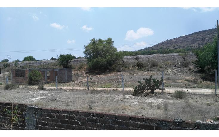 Foto de terreno habitacional en venta en  , adolfo lópez mateos, tequixquiac, méxico, 1940705 No. 13