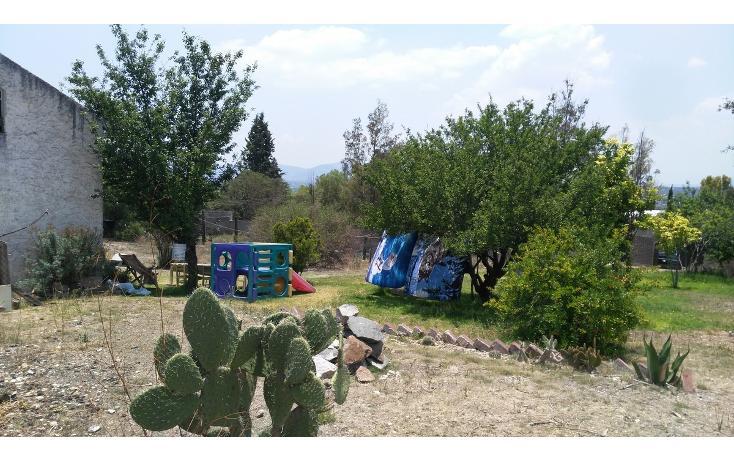 Foto de terreno habitacional en venta en  , adolfo lópez mateos, tequixquiac, méxico, 1940705 No. 16