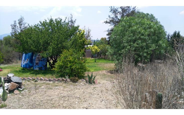 Foto de terreno habitacional en venta en  , adolfo lópez mateos, tequixquiac, méxico, 1940705 No. 17