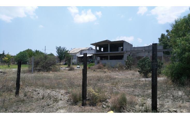 Foto de terreno habitacional en venta en  , adolfo lópez mateos, tequixquiac, méxico, 1940705 No. 22