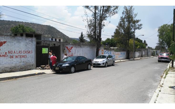 Foto de terreno habitacional en venta en  , adolfo lópez mateos, tequixquiac, méxico, 1940705 No. 23