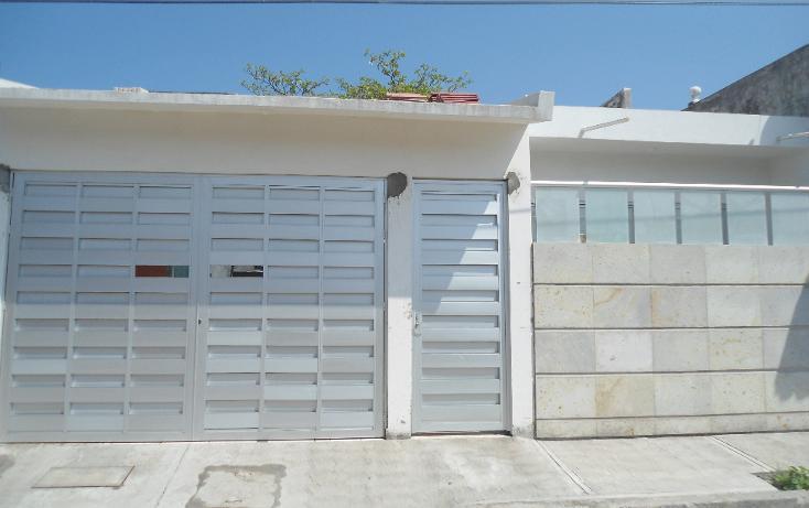 Foto de casa en venta en  , adolfo lópez mateos, veracruz, veracruz de ignacio de la llave, 1270903 No. 01