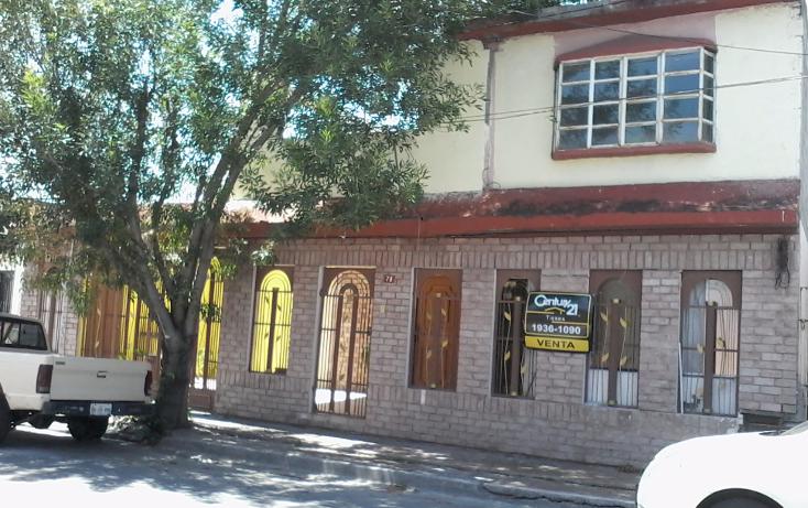 Foto de casa en venta en  , adolfo prieto, guadalupe, nuevo le?n, 1064595 No. 01