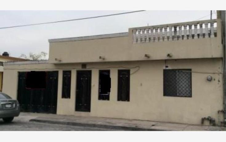 Foto de casa en venta en  , adolfo prieto, guadalupe, nuevo león, 1634288 No. 01