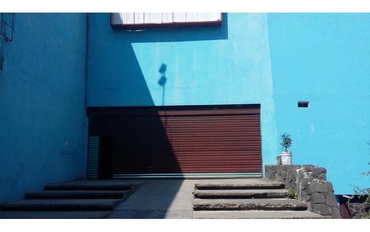Foto de nave industrial en venta en  , adolfo ruiz cortines, coyoacán, distrito federal, 1466437 No. 01