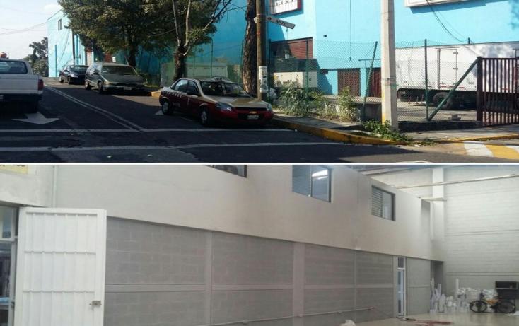 Foto de nave industrial en venta en  , adolfo ruiz cortines, coyoacán, distrito federal, 1466437 No. 02