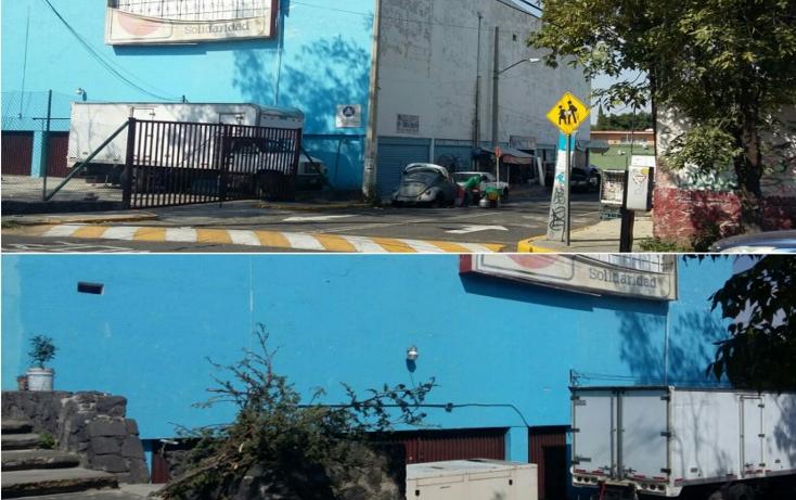Foto de nave industrial en venta en  , adolfo ruiz cortines, coyoacán, distrito federal, 1466437 No. 03