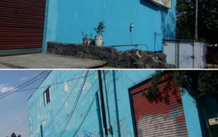 Foto de edificio en venta en  , adolfo ruiz cortines, coyoacán, distrito federal, 1601802 No. 01