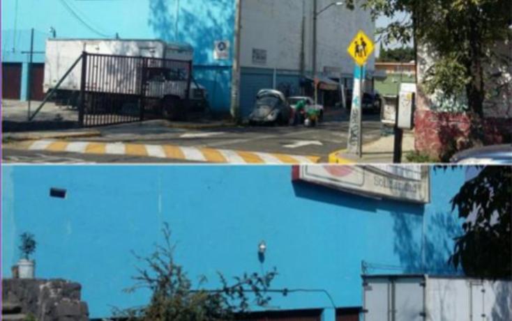 Foto de edificio en venta en  , adolfo ruiz cortines, coyoacán, distrito federal, 1601802 No. 02