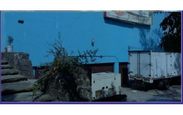 Foto de terreno comercial en venta en  , adolfo ruiz cortines, coyoacán, distrito federal, 1736768 No. 02