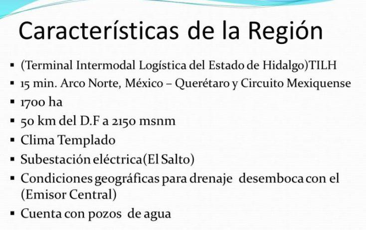 Foto de terreno industrial en venta en aduana interior, barrio alto melchor ocampo, tepeji del río de ocampo, hidalgo, 996479 no 01