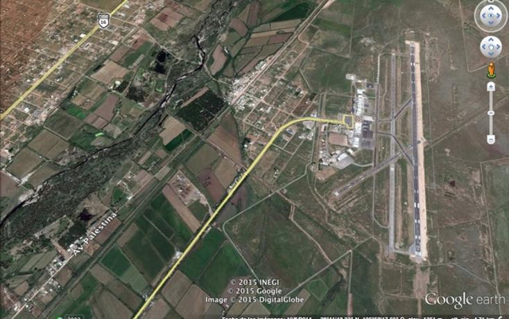 Foto de terreno industrial en venta en  , aeropuerto, chihuahua, chihuahua, 1043469 No. 01