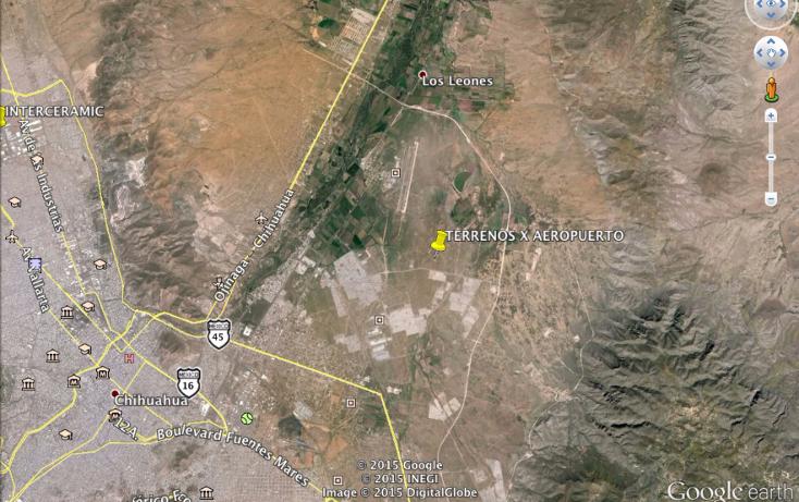 Foto de terreno comercial en venta en  , aeropuerto, chihuahua, chihuahua, 1094721 No. 02