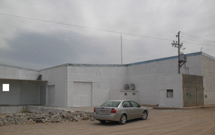 Foto de nave industrial en renta en  , aeropuerto, chihuahua, chihuahua, 1111203 No. 01