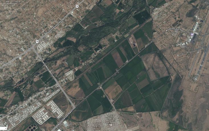 Foto de terreno industrial en venta en  , aeropuerto, chihuahua, chihuahua, 1207495 No. 01