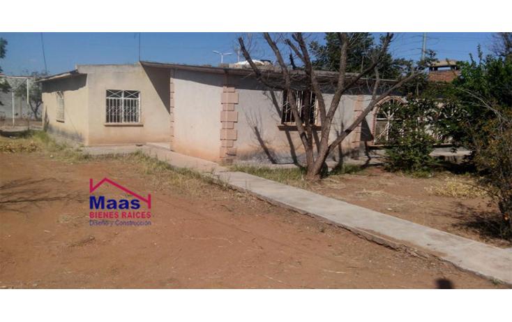 Foto de casa en venta en  , aeropuerto, chihuahua, chihuahua, 1679048 No. 01