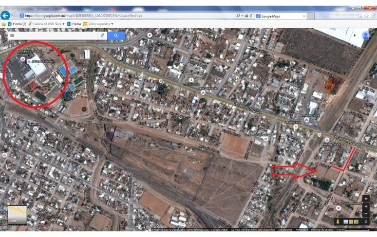 Foto de terreno comercial en renta en  , aeropuerto, chihuahua, chihuahua, 1680318 No. 03