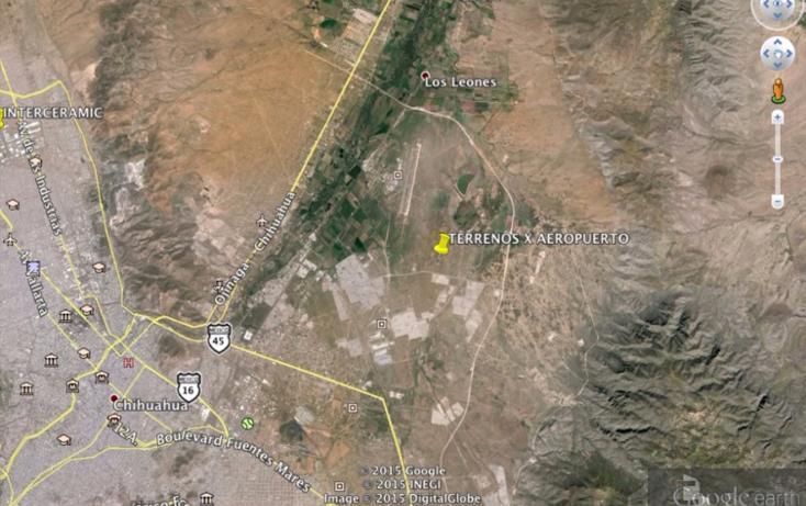 Foto de terreno comercial en venta en  , aeropuerto, chihuahua, chihuahua, 1723568 No. 02