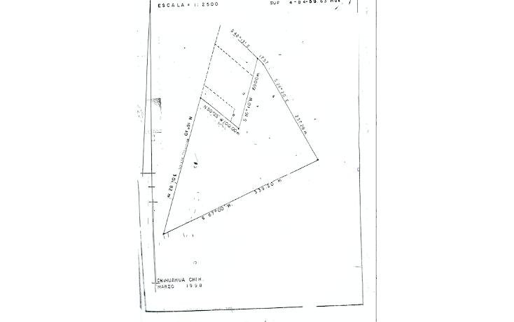 Foto de terreno comercial en venta en  , aeropuerto, chihuahua, chihuahua, 1732290 No. 02