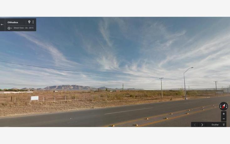 Foto de terreno comercial en venta en carretera federal al aeropuerto , aeropuerto, chihuahua, chihuahua, 1934658 No. 06