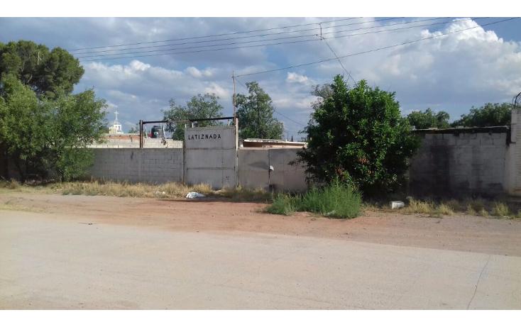 Foto de terreno habitacional en venta en  , aeropuerto, chihuahua, chihuahua, 2001276 No. 02