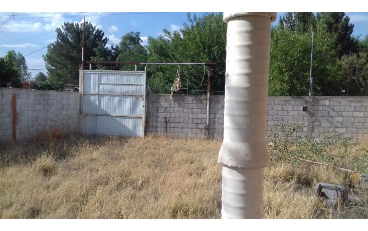 Foto de terreno habitacional en venta en  , aeropuerto, chihuahua, chihuahua, 2001276 No. 06
