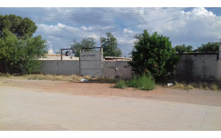 Foto de terreno habitacional en venta en  , aeropuerto, chihuahua, chihuahua, 2001276 No. 08