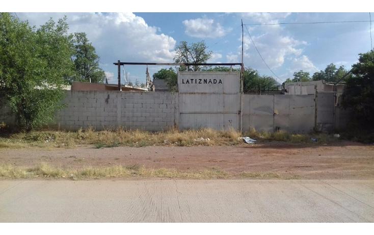 Foto de terreno habitacional en venta en  , aeropuerto, chihuahua, chihuahua, 2001276 No. 10
