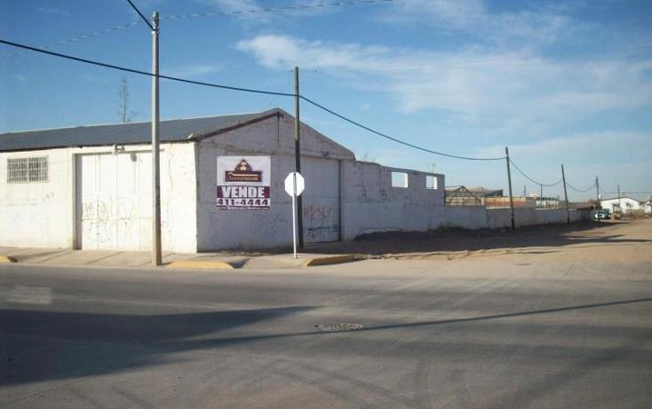 Foto de nave industrial en venta en  , aeropuerto, chihuahua, chihuahua, 524592 No. 01