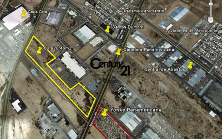 Foto de terreno comercial en venta en  , aeropuerto infonavit, ju?rez, chihuahua, 1180675 No. 01
