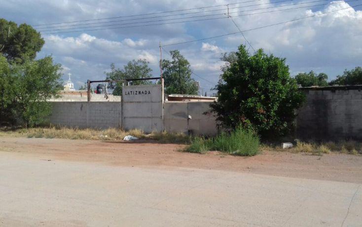 Foto de terreno habitacional en venta en, aeropuerto, matamoros, chihuahua, 2001276 no 02