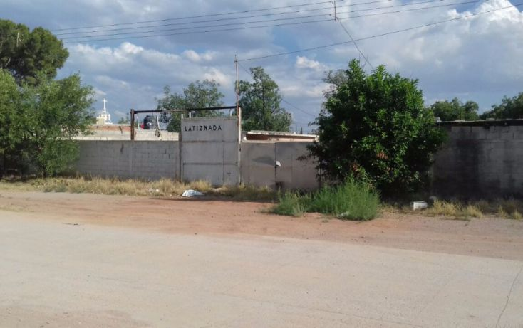 Foto de terreno habitacional en venta en, aeropuerto, matamoros, chihuahua, 2001276 no 08